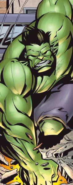 Hulk by Phil Hester...
