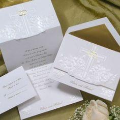 Traditional Catholic Wedding Invitation Wording Archives   The Wedding  Specialists