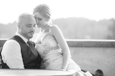 Real Wedding: Romantic Elegance
