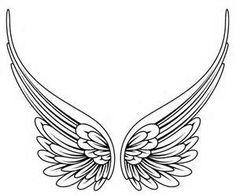 Angel Wings Drawings - Bing Images
