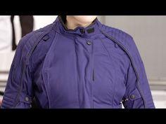 ▶ Fieldsheer Women's Lena 3.0 Jacket Review at RevZilla.com - YouTube