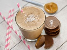Salted Peanut Butter Cup Smoothie | Silk