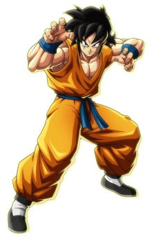 Yamcha from Dragon Ball FighterZ