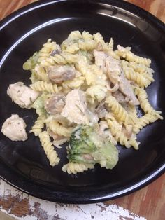 Alfredo Pasta with Turkey and Veggies   Small Town Living in Nevada