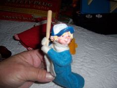 Bubba Simpich baseball angel selling on EBay