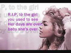 R.I.P - Rita Ora (ft. Tinie Tempah) - lyrics