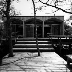 The Angelo Donghia/ Ron Chereskin/ Howard Goldfarb Home. – Fire Island Pines| History| Preservation|