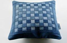50 Kissenhüllen aus Jeans - DIY Kissenbezüge aus wiederverwendbaren Materialien