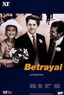 betrayal | harold pinter