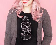 The Maltese Falcon women's t-shirt