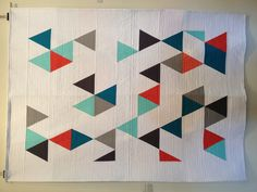 entry quilt at east bay modern quilter's guild exhibition.