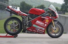 The 996 998 race bike thread - Page 3 - Speedzilla Motorcycle Message Forums