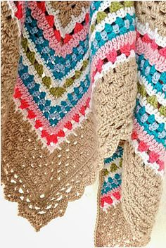 Ravelry: Nordic Shawl pattern by Annette MB Ciccarelli