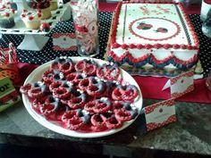 Lady Bug Birthday Birthday Party Ideas   Photo 20 of 45   Catch My Party