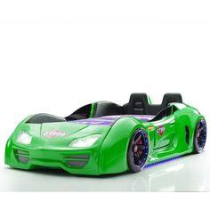 Παιδικό κρεβάτι αυτοκίνητο Super Car GT 999 G