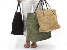 Sans Arcidet BEBY Tods Bag, My Style Bags, Crochet Tote, Macrame Bag, Jute Bags, Best Bags, Beach Tote Bags, Fabric Bags, Nylons