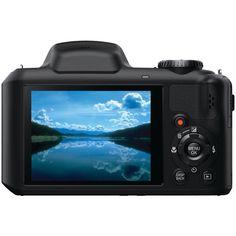 Fujifilm 16.0 Megapixel Finepix S8600 Digital Camera