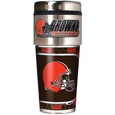 Cleveland Browns Travel Mugs