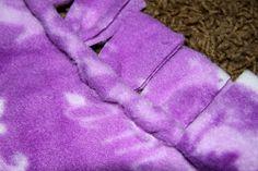 Astounding Sew A Weighted Blanket Ideas. Enchanting Sew A Weighted Blanket Ideas. Fleece Blanket Edging, Knot Blanket, Fleece Tie Blankets, No Sew Blankets, Weighted Blanket, Fleece Scarf, Blanket Ladder, Fleece Fabric, Fleece Crafts