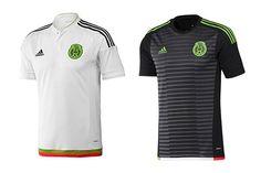 c0829659f1755 El nuevo uniforme de la Selección Mexicana