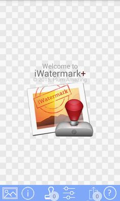 iWatermark Photo Watermark v2.7 patched full free   iWatermark Photo Watermark v2.7 patchedRequirements:3.0 and upOverview:The Essential Watermark App for Professional and Beginning Photographers. No Ads. No In App Purchases  Watermarks once added to a photo or photos displays that it was created and is owned by you. Easily protect your photos with a watermark or watermarks using your name logo copyright trademark etc. Sign your photos with 5 visible and 2 invisible = 7 watermark types. Use…