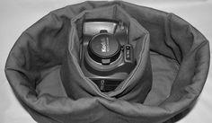 Compact Camera Bag Insert Xmas Ready. $19.00, via Etsy.