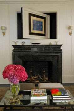 Hidden TV Design Ideas, Pictures, Remodel, and Decor - page 34