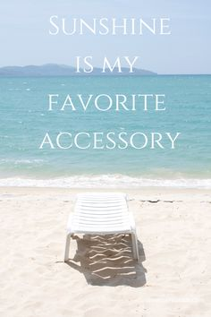 Our favorite accessory.