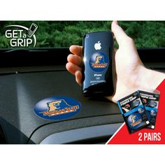 Morgan State Bears NCAA Get a Grip Cell Phone Accessory 2 Piece Set