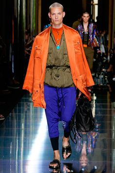Olivier Rousteing unveiled his Spring/Summer 2017 collection for Balmain, during Paris Fashion Week.