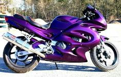 #PurpleTakeover I need someone to take me for a ride on this baby.