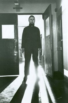 Michael Myers!!! Every time I'm in a hospital I hear that music in my head