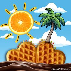 Waffle'dan bir adaya düşseniz yanınıza alacağınız 3 malzeme ne olurdu?