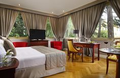 The Junior Suite www.hotelprincipetorlonia.com