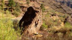 Bouldering Gran Canaria