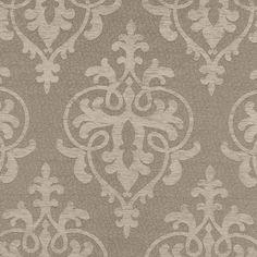 Jacquard Tralci 2 - grigio - Tessuti per decorazione in offerta - tessuti.com