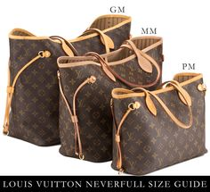 Image result for measurements louis vuitton neverfull gm   Louisvuittonhandbags Louis Vuitton Gm Neverfull 36ef09618495a