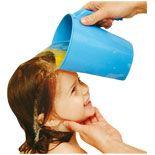 Hair-wash beaker