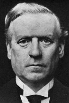 Prime Minister Asquith  the 3rd and leader of the triple entete