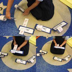 طريقة #مبتكرة وممتعة لتعلم تركيب #الكلمات #للطلاب و #الطالبات ✏️