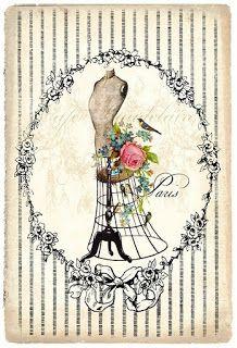 Laminas decoupage: laminas vintage Wendy P jaulas, sillas antiguas, lamparas. Decoupage Vintage, Éphémères Vintage, Images Vintage, Decoupage Paper, Vintage Labels, Vintage Ephemera, Vintage Pictures, Vintage Cards, Vintage Paper