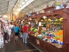 Helsinki food markets @ Finland. Someday ...