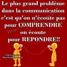 Le problème de communication