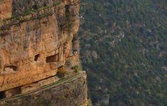 Monasteries Carved in Rock, Niha, Lebanon