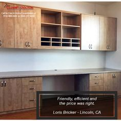 Become One Of Our Satisfied Customers! The Closet Doctor Is Your Choice For  Custom Closet Organization In Sacramento, CA.