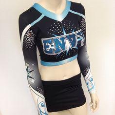 Envy, Cheer, Custom Design, Crop Tops, Women, Fashion, Moda, Humor, Fashion Styles