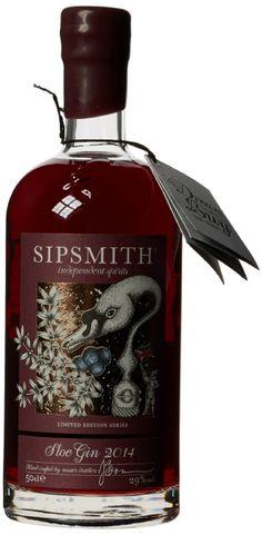 Sipsmith Sloe Gin Liqueur 50 cl