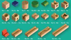 cuboro cugolino Grundkasten - bauen und kugeln ab 3 Jahren