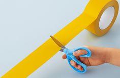 刃先まで軽く切れてハンドルが疲れにくい、学習はさみ「エアロフィットサクサ・キッズ」