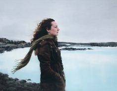 Katie O'Hagan | artsy forager #art #artists #paintings #figurativeart